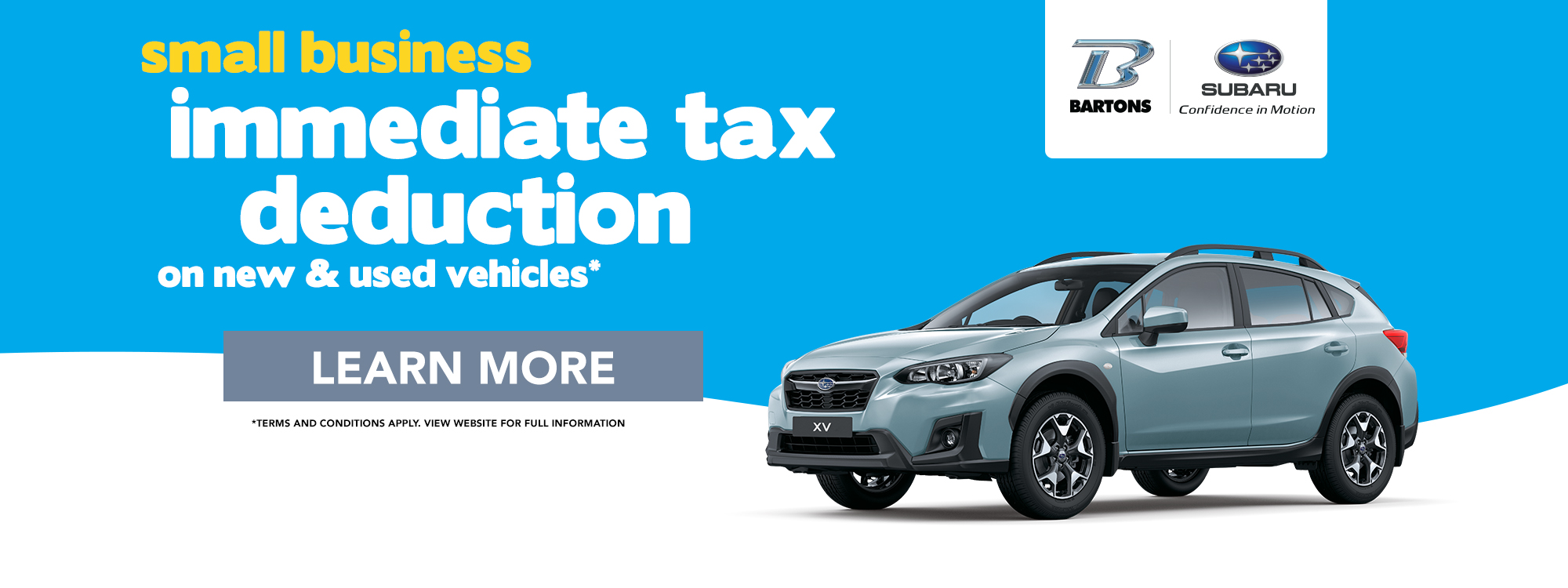 WEBSITEBANNER_Subaru_TAXOFFERS