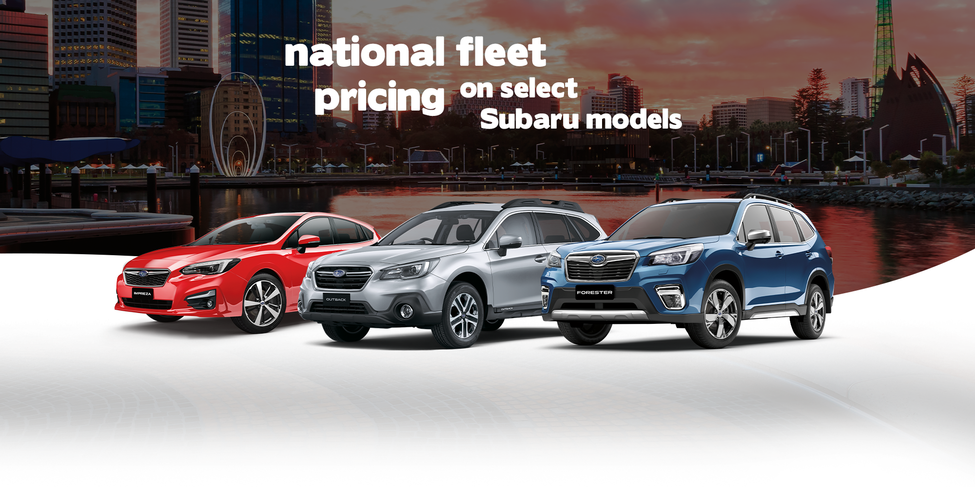 Bartons Subaru ABN National Fleet Pricing