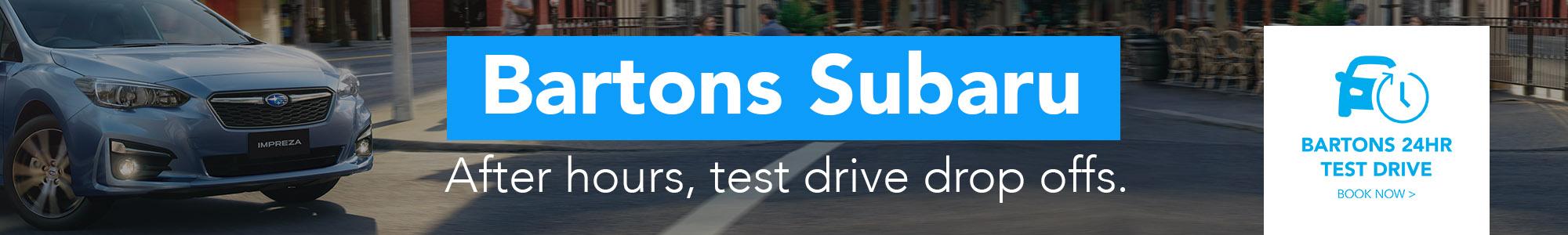 24hr Test Drive