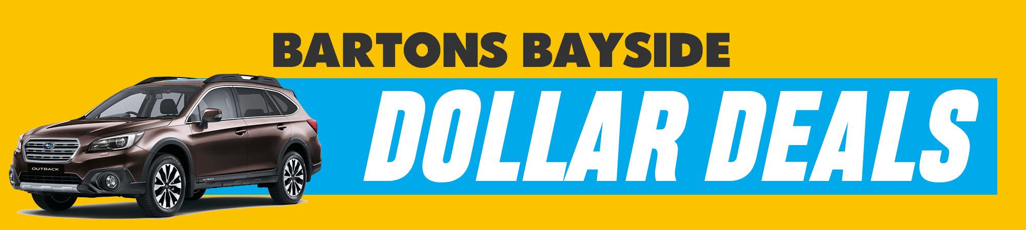 Bartons Bayside Dollar Deals
