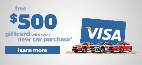 $500 FREE VISA CARD