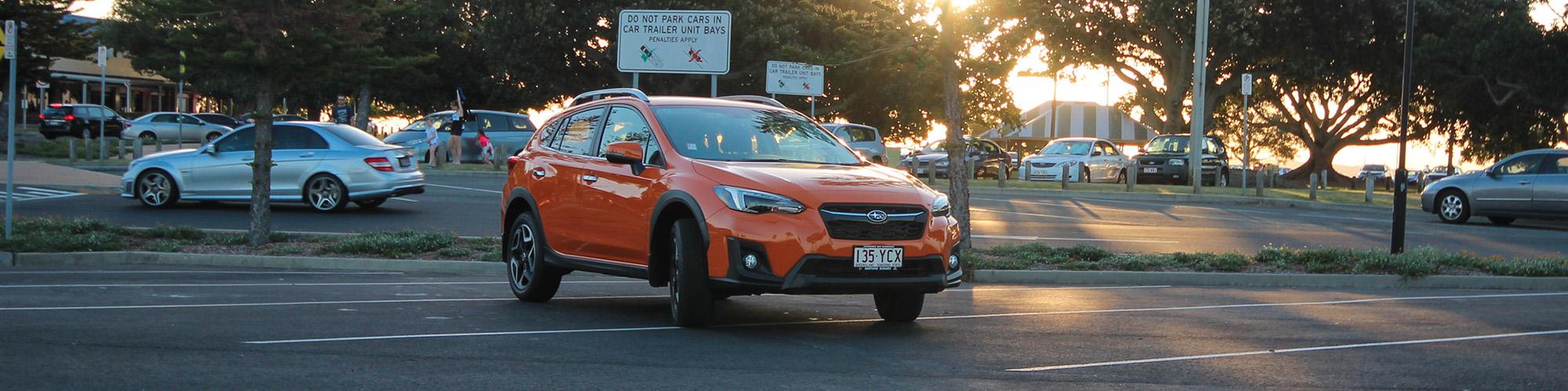 2018/2019 Subaru XV - Redlands/Bayside